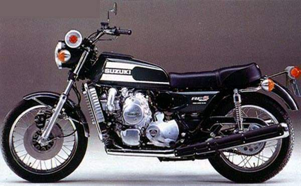 Suzuki RE5 Rotary technical specifications